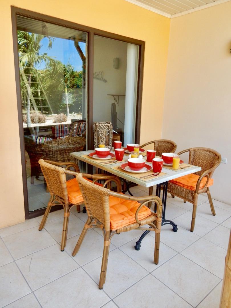 Camacuri Aruba apartment